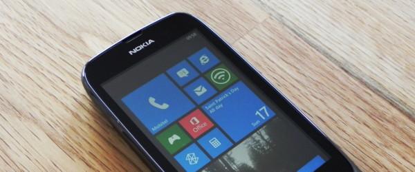 Nokia Lumia 610 - jodlajodla.si