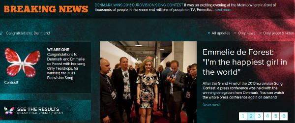 Evrovizija 2013 - jodlajodla.si