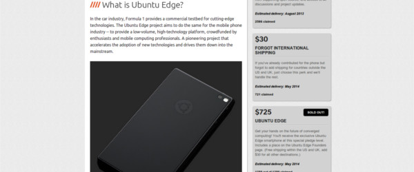 Ubuntu Edge - jodlajodla.si