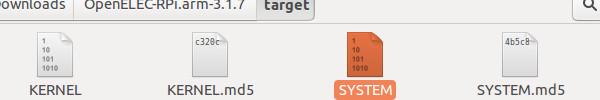 OpenELEC datoteke - jodlajodla.si