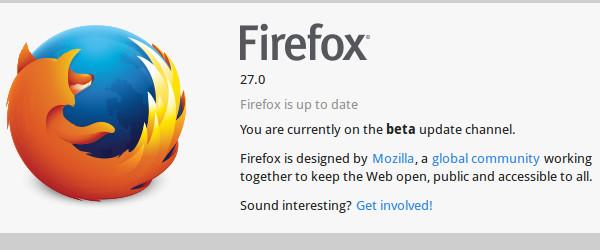 Firefox 27 beta 2 - jodlajodla.si