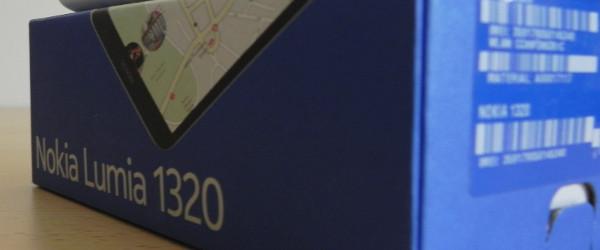 Nokia Lumia 1320 - jodlajodla.si