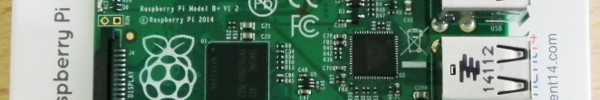 Raspberry Pi Model B+ vezje - jodlajodla.si